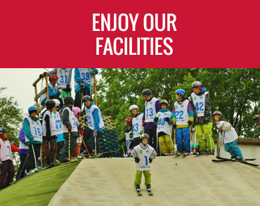 Enjoy our facilities