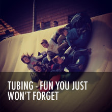 Tubing - fun you won't forget
