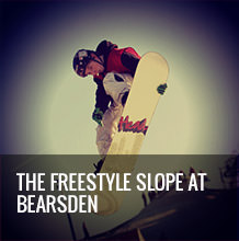 Freestyle slope facilities